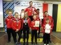 Hebernachwuchs erfolgreich beim FT-Turnier
