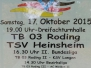 TB 03 Roding IV - TSV Regen