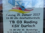 TB 03 Roding : KSV Durlach