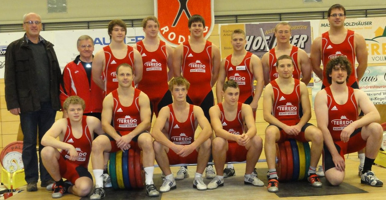Bundeliga- und Bayernligateam